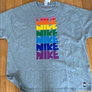 Nike Limited Edition Gilbert Baker BETRUE shirt